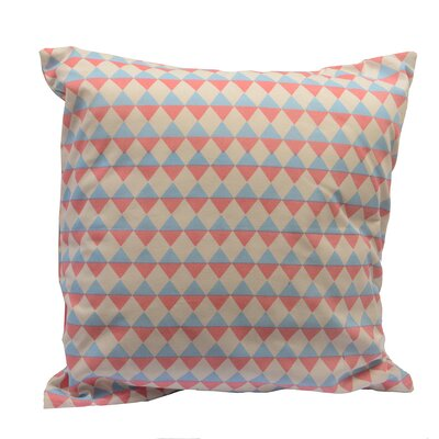 Capri Boulevard Cotton Throw Pillow