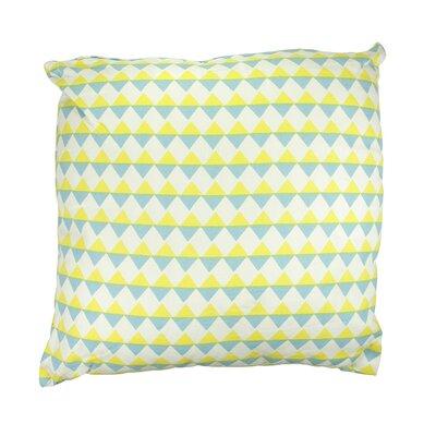 Capri Boulevard Cotton Throw Pillow