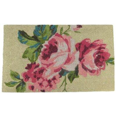 Rose Doormat