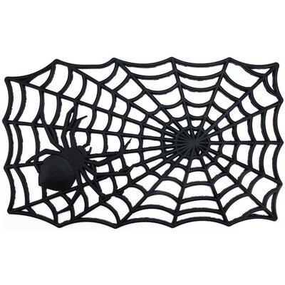 Spider Web Doormat