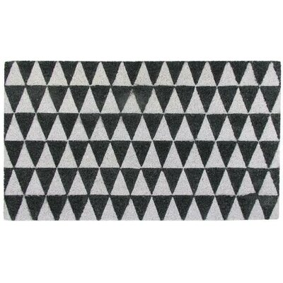 Triangle Doormat