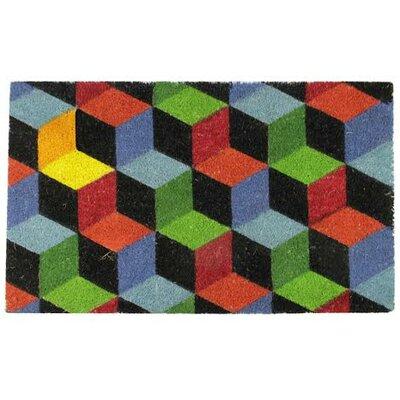 Cube Doormat
