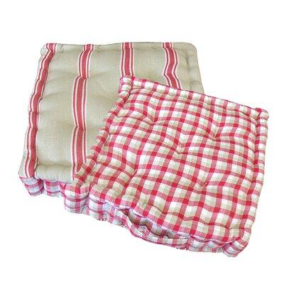 Chair Cushion Fabric: Pink