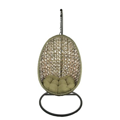 Hanging Egg Swing Chair Color: Khaki
