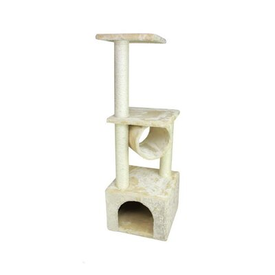Sandy Tan Sisal Scratching Post