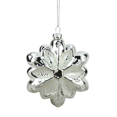 Glass Snowflake Christmas Ornament 31751782
