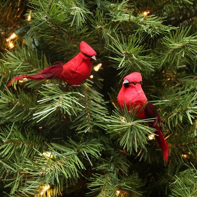 Crimson Bird Christmas Ornament JA83810