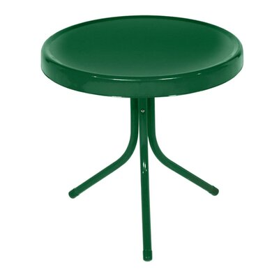 Bistro Table Finish: Hunter Green