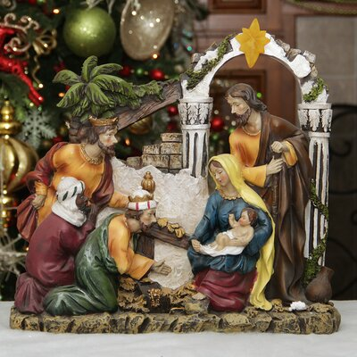 Nativity Scenes Christmas Nativity Scene Sets Santa S Site