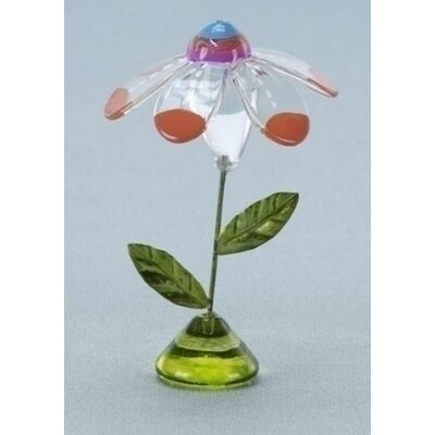 Sloane Glass Flower Petal Figurine AGTG5109 43375489