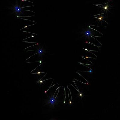 LED Angel Tear Christmas 60 Light String Light THDA7542 43375442