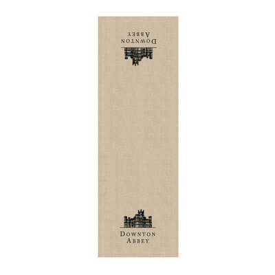 Downton Abbey British Highclere Castle Decorative Table Runner HERITAGE LACE CNW1660NA-0878