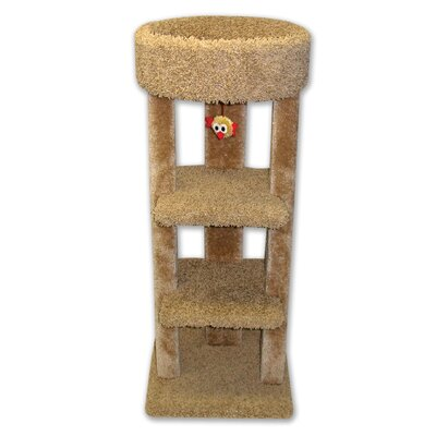 Isobel Kitty Skyline Cat Tree D9D774DBF6424862B173B954CB295C5E