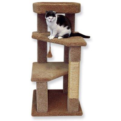 Hawkesbury 46 Kitty Villa Cat Tree