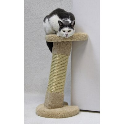 Corner Cat Scratcher Post