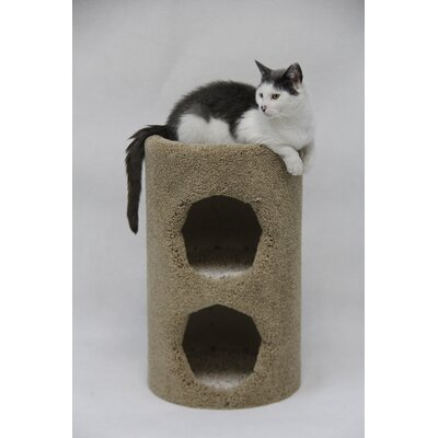 Isabelle 21 Two Story Cat Condo