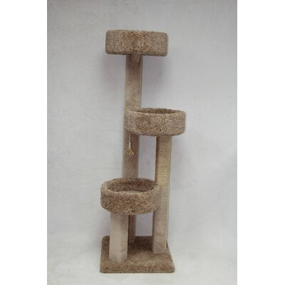 70 Triple Stacker Cat Tree