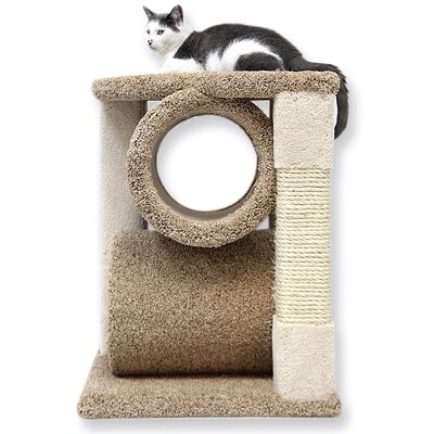27 Moreno 2 N 1 Stacker Cat Condo
