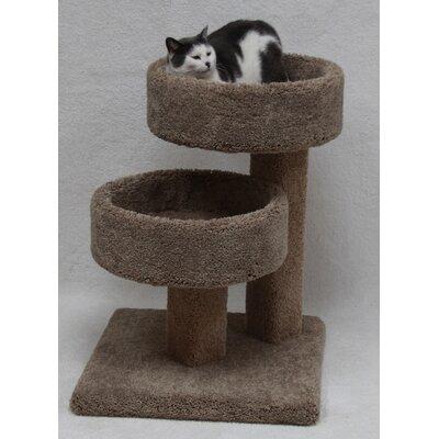 28 Double Stacker Cat Condo