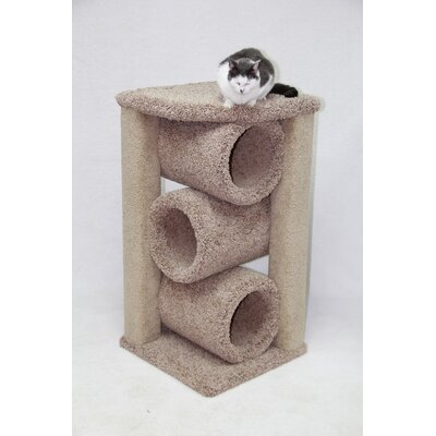 45 Morison 3 N 1 Stacker Cat Condo