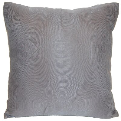 Discuss Throw Pillow Color: Slate