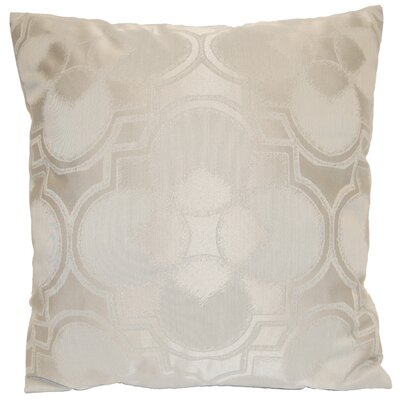 Quadrafoil Throw Pillow