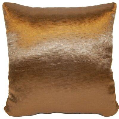 Domino Throw Pillow Color: Bronze