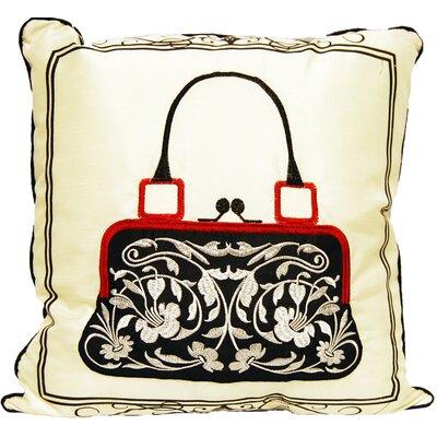 Handbag Throw Pillow