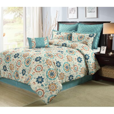 Clifford Renee 7 Piece Comforter Set