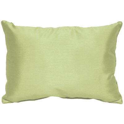 Kiera Throw Pillow Color: Lime