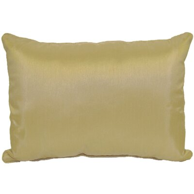 Kiera Throw Pillow Color: Gold