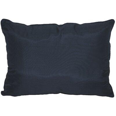Kiera Throw Pillow Color: Navy