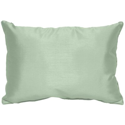 Kiera Lumbar Throw Pillow Color: Light Blue