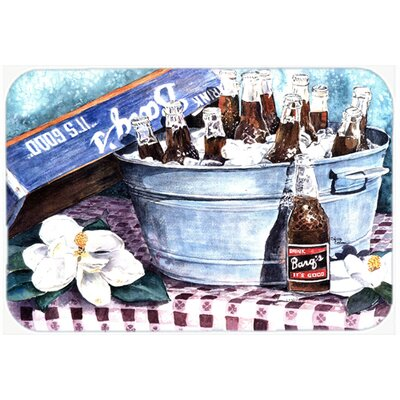 Barqs and Old Washtub Kitchen/Bath Mat Size: 20 H x 30 W x 0.25 D