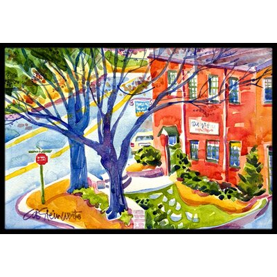 Harbour Doormat Rug Size: Rectangle 2 x 3