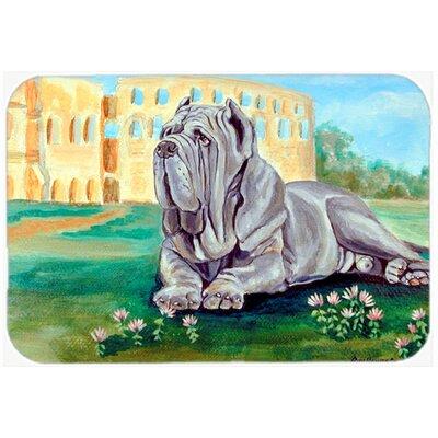 Neapolitan Mastiff Kitchen/Bath Mat Size: 24 H x 36 W x 0.25 D