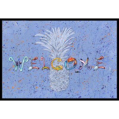 Richland Doormat Rug Size: Rectangle 16 x 2 3