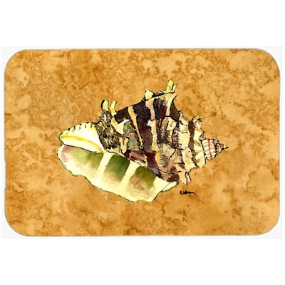 Shell Kitchen/Bath Mat