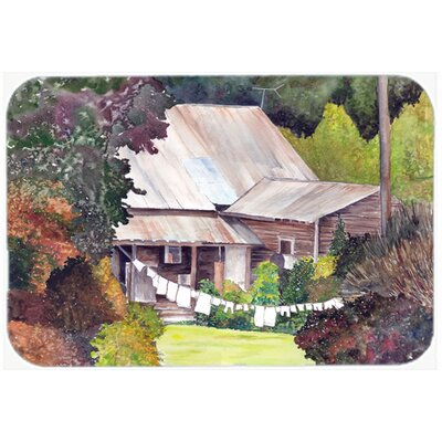 Wash Day Kitchen/Bath Mat Size: 24 H x 36 W x 0.25 D