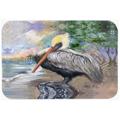 Pelican Bay Kitchen/Bath Mat Size: 20 H x 30 W x 0.25 D