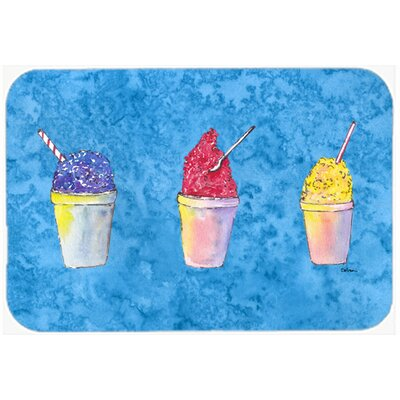 Snowballs Kitchen/Bath Mat