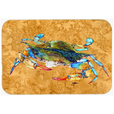 Crab Kitchen/Bath Mat