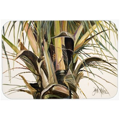 Top Coconut Tree Kitchen/Bath Mat Size: 24 H x 36 W x 0.25 D