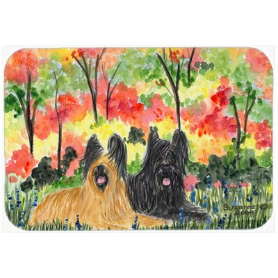 Briard Kitchen/Bath Mat Size: 20 H x 30 W x 0.25 D