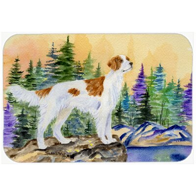 Setter Kitchen/Bath Mat Size: 24 H x 36 W x 0.25 D