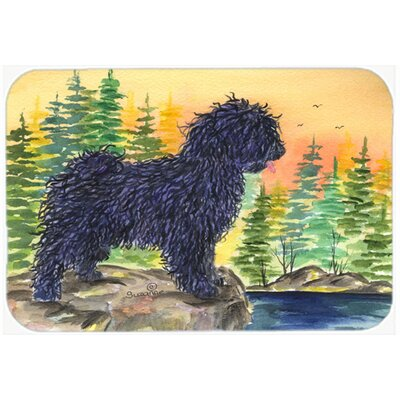 Puli Kitchen/Bath Mat Size: 24 H x 36 W x 0.25 D