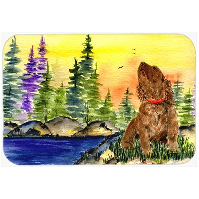 American Water Spaniel Kitchen/Bath Mat