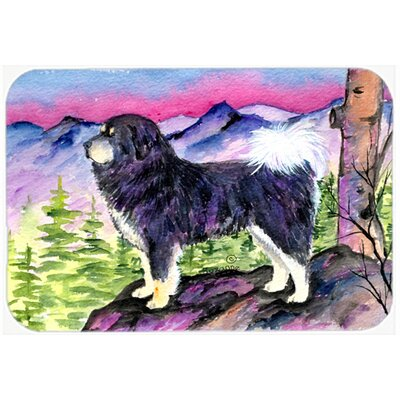 Tibetan Mastiff Kitchen/Bath Mat