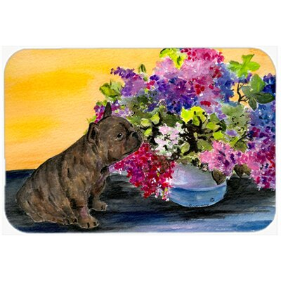 French Bulldog Kitchen/Bath Mat