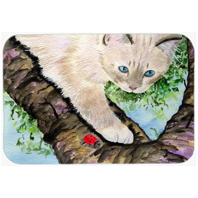 Cat Birman Kitchen/Bath Mat Size: 24 H x 36 W x 0.25 D